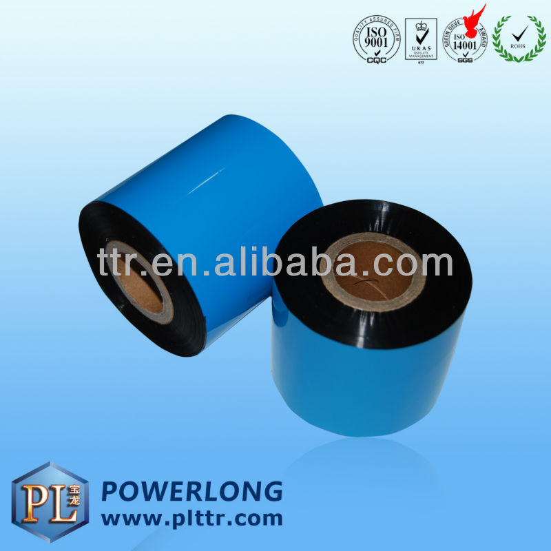 thermal transfer wax barcode ribbon TWA12A