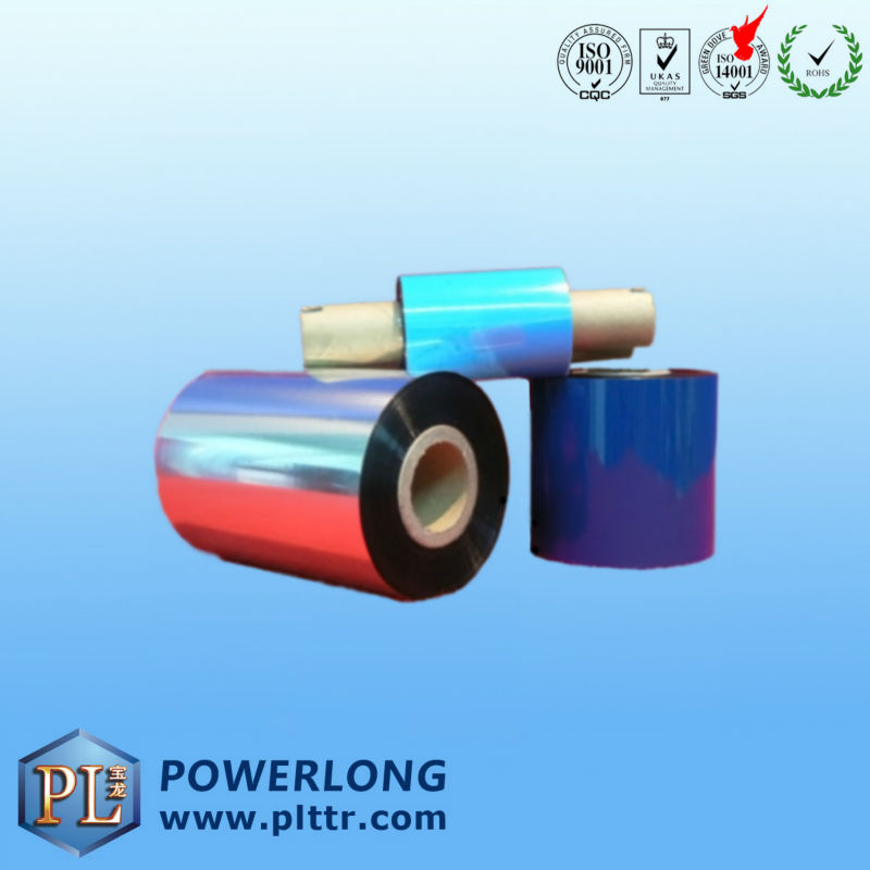 thermal transfer wax barcode carbon ribbon TWA10N